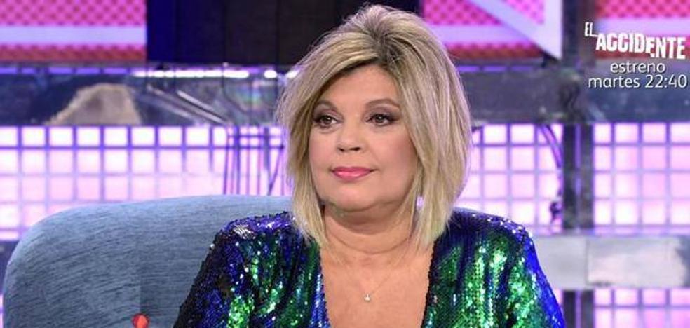 Terelu Campos confiesa que ha tenido sexo en un avión