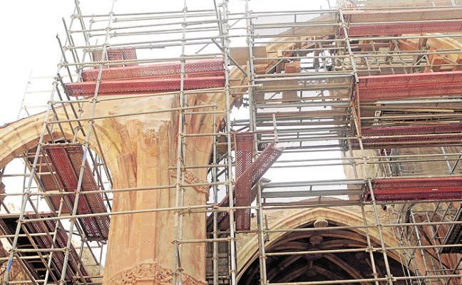 La reconstrucción se verá en Santa María