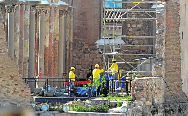 El Obispado aún no ha solicitado ayudas para rehabilitar la Catedral Antigua