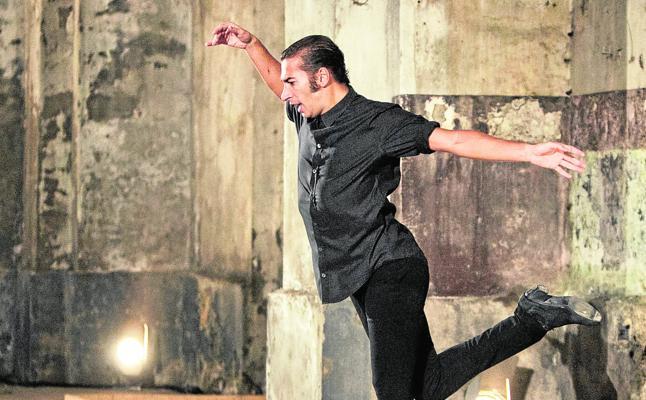 Flamenco puro, intimista y provocador