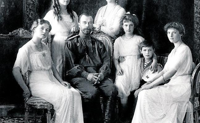 El misterioso final de los Romanov
