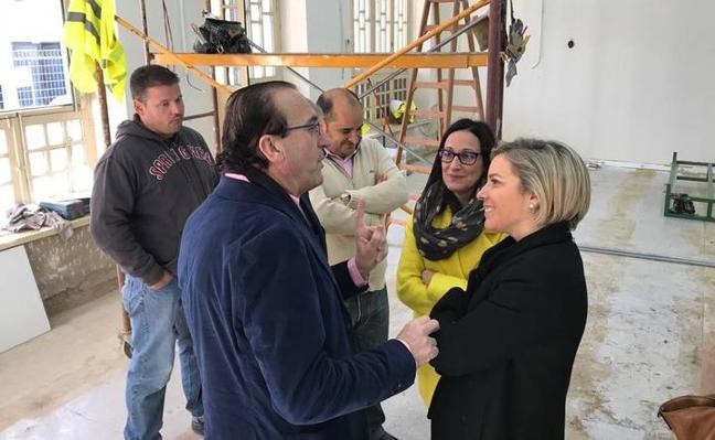 Retirarán en un mes las aulas prefabricadas de la Casa del Niño en Cartagena