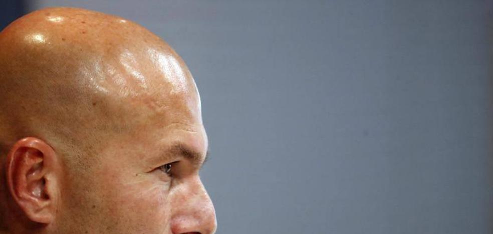 Zidane: «Kepa es bueno pero no es mi portero»