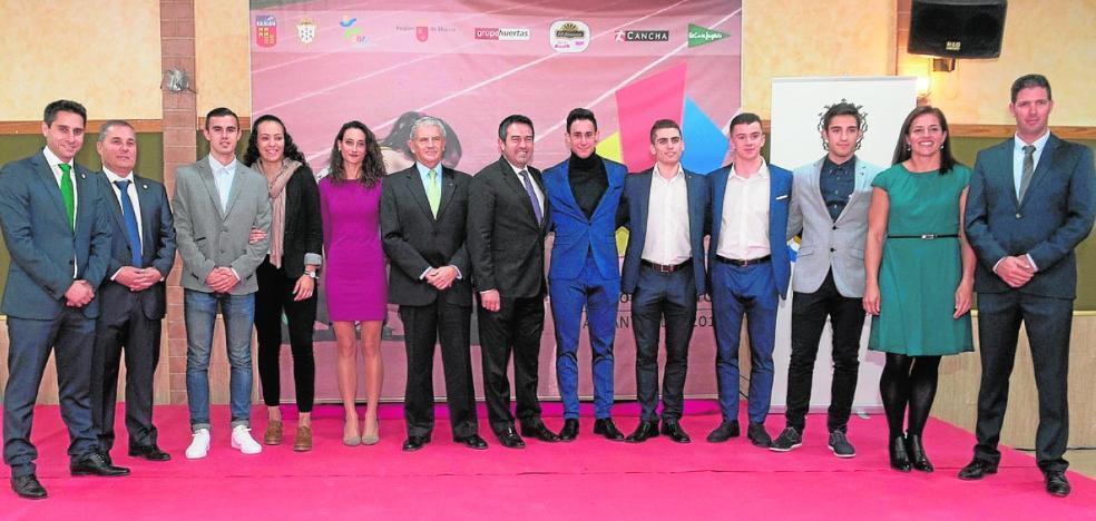 La gala del atletismo corona a Miguel Ángel y Úrsula Ruiz