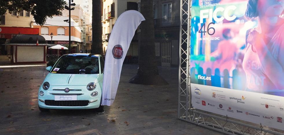 Fiat Motor Cartagena, un concesionario de cine