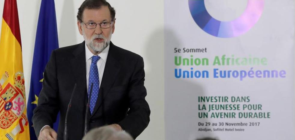 Rajoy da por acabado «el cuento independentista» gracias al 155