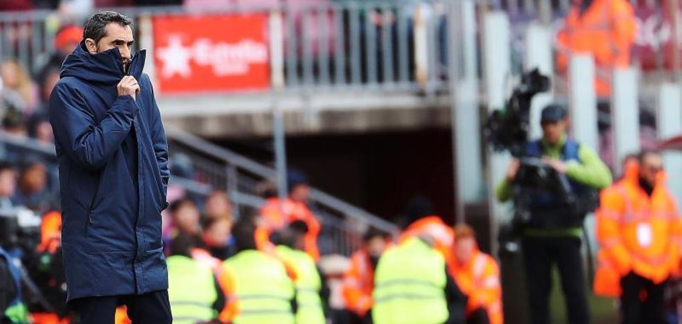 Valverde: «Hemos tenido ocasiones suficientes para llevarnos los tres puntos»