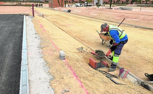 Condado de Alhama contará con un espacio verde de 25.000 metros con juegos y una zona biosaludable