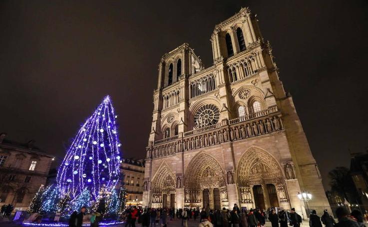 Europa se engalana para recibir a la Navidad
