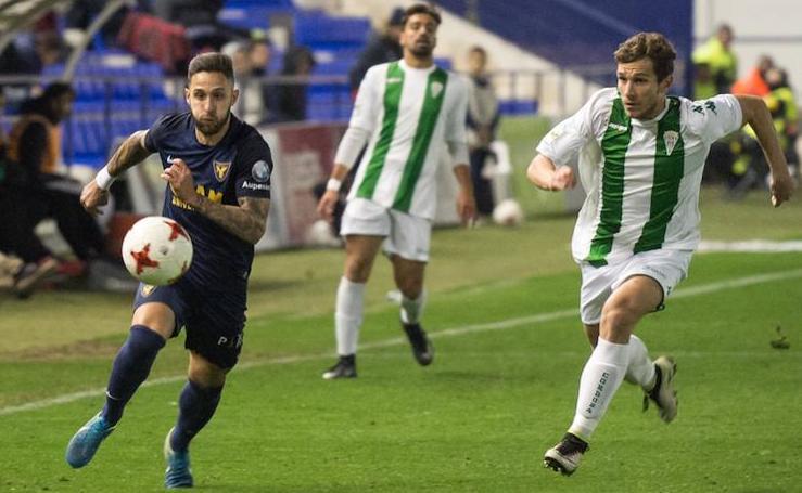 Victoria agónica del UCAM ante el Córdoba B (2-1)