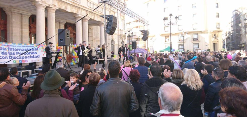Cartagena pide un municipio «sin barreras» ante la discapacidad