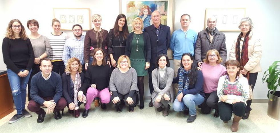 Constituyen el primer Consejo Asesor del Voluntariado de la Región