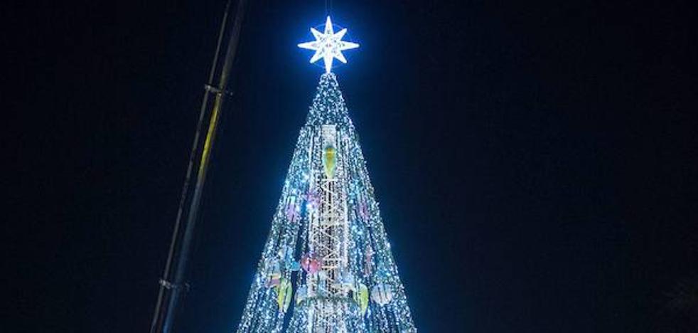 Murcia encenderá el alumbrado navideño el próximo jueves