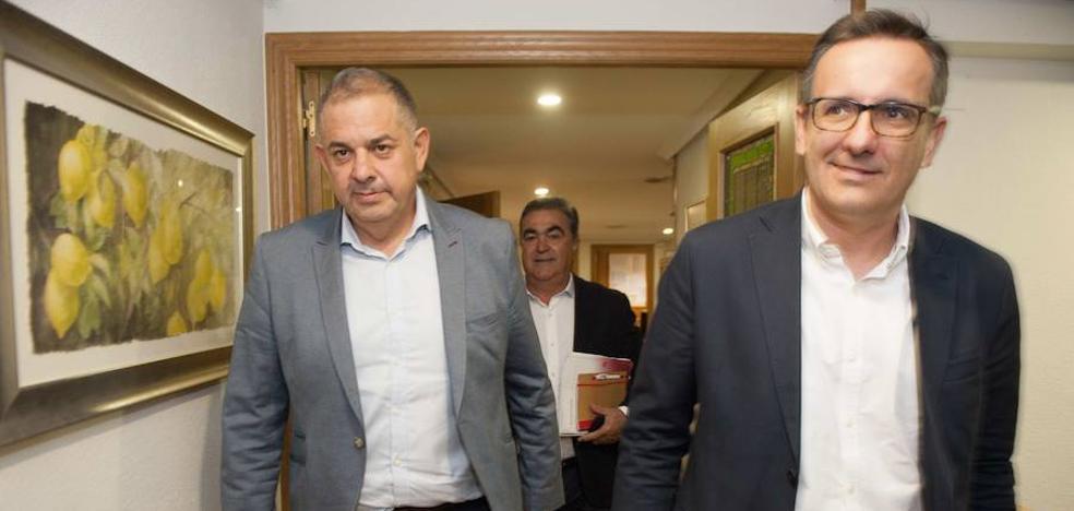Diego Conesa aboga por crear un plan hidrológico regional