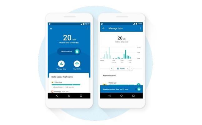 Google enseña cómo ahorrar datos