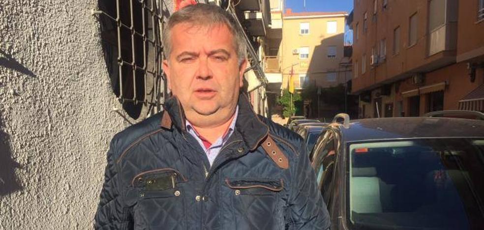 Francisco Caballero se da de baja en el PP tras firmar su acta como concejal en Cieza