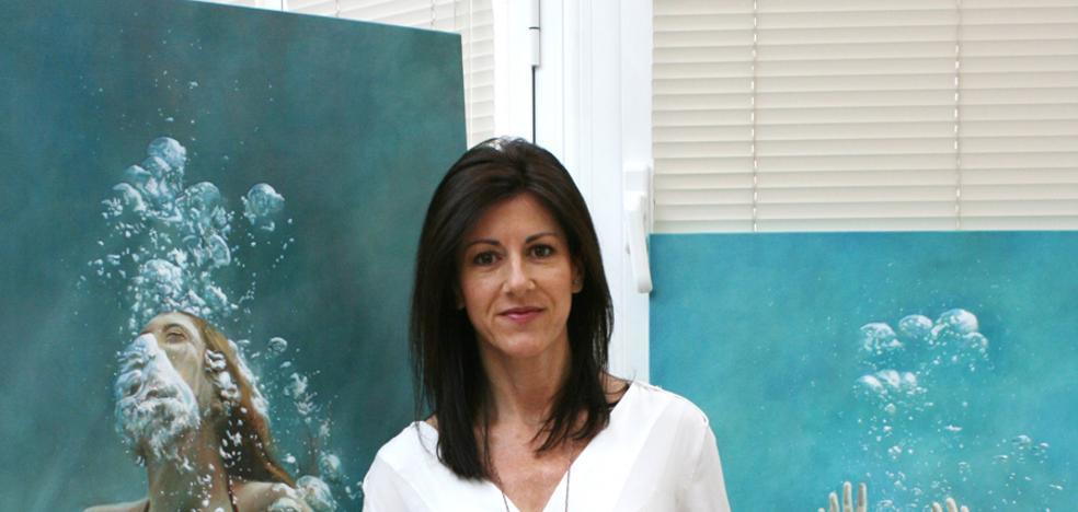 Exposición de Perla Fuertes en Cartagena