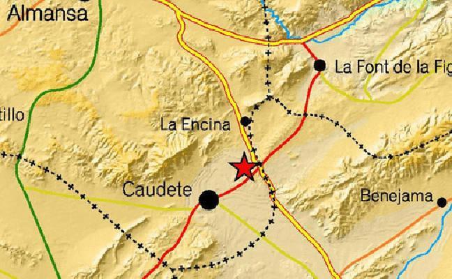 Un terremoto de 4 grados se deja sentir en Yecla