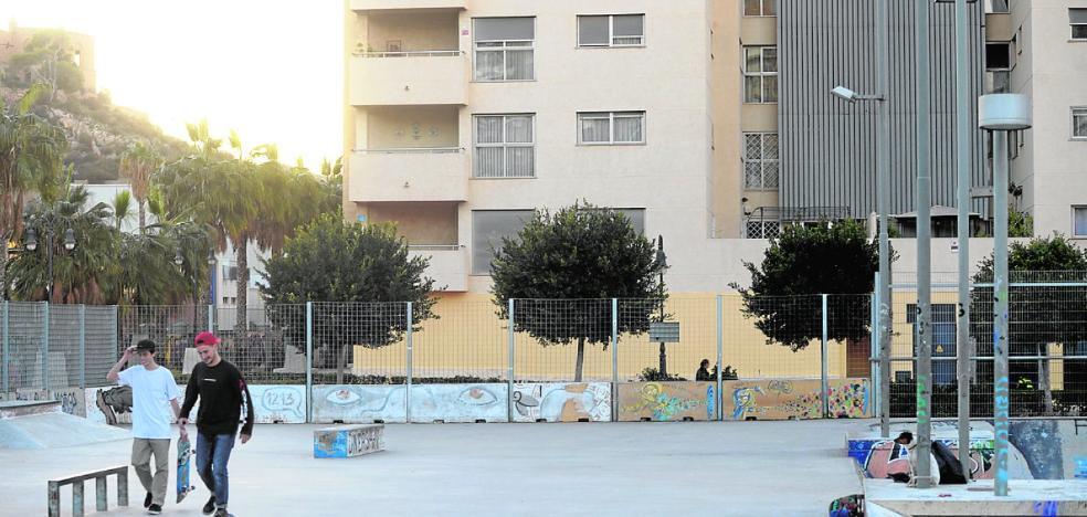«Hartazgo» por la pista de skate