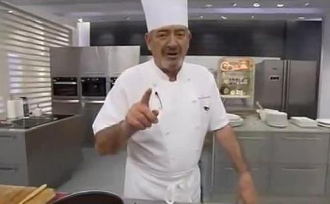 Karlos Arguiñano explota y dice lo que piensa sobre 'Masterchef'