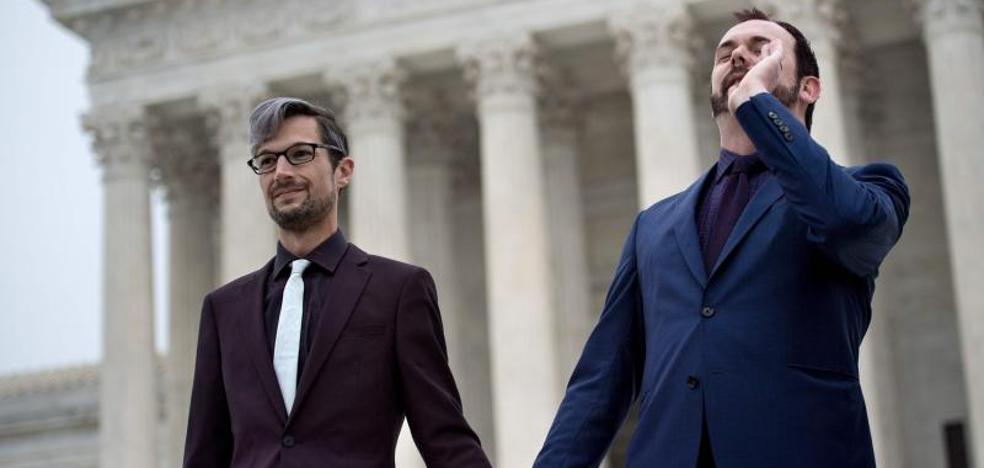 Querían una tarta de boda y acabaron ante el Supremo de Estados Unidos