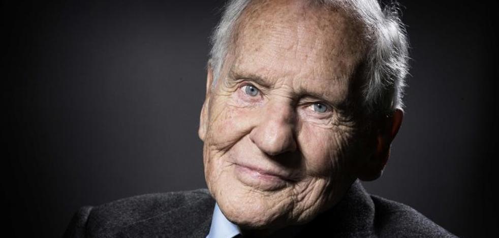Fallece el escritor y académico francés Jean d'Ormesson