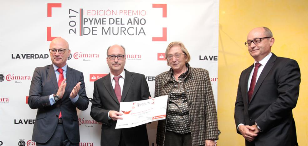 Bodegas Hijos de Juan Gil, Premio Pyme del Año de Murcia
