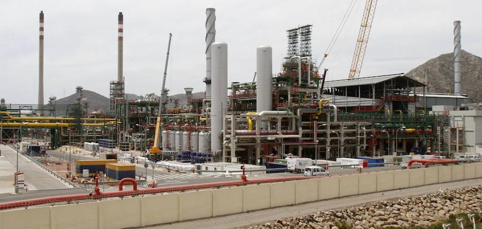 La producción industrial se dispara un 23% en la Región en octubre