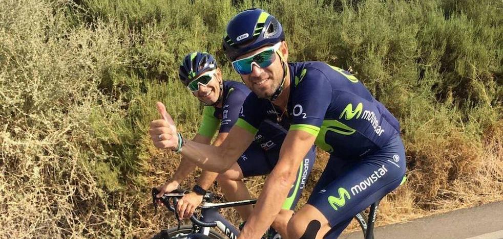 Alejandro Valverde correrá la Vuelta a Murcia