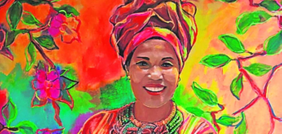 La primera dama de Guinea, según Muher