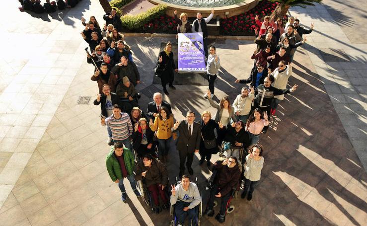 La asociación de voluntariado Auxilia Murcia cumple 50 años