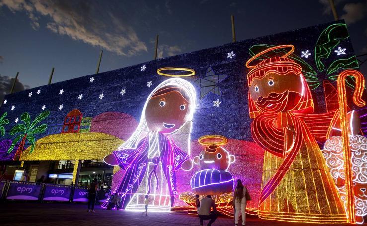 Medellín, ciudad navideña