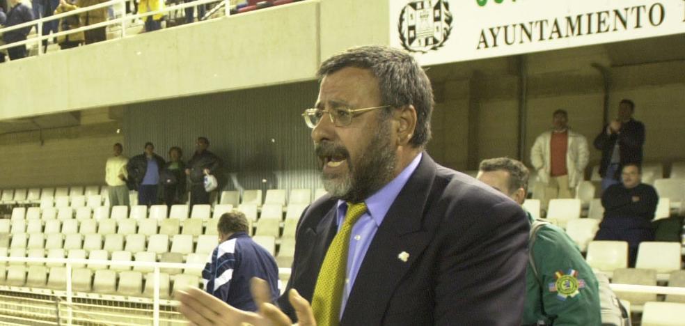 Fallece Juanjo Díaz, extécnico del Águilas y el Cartagena