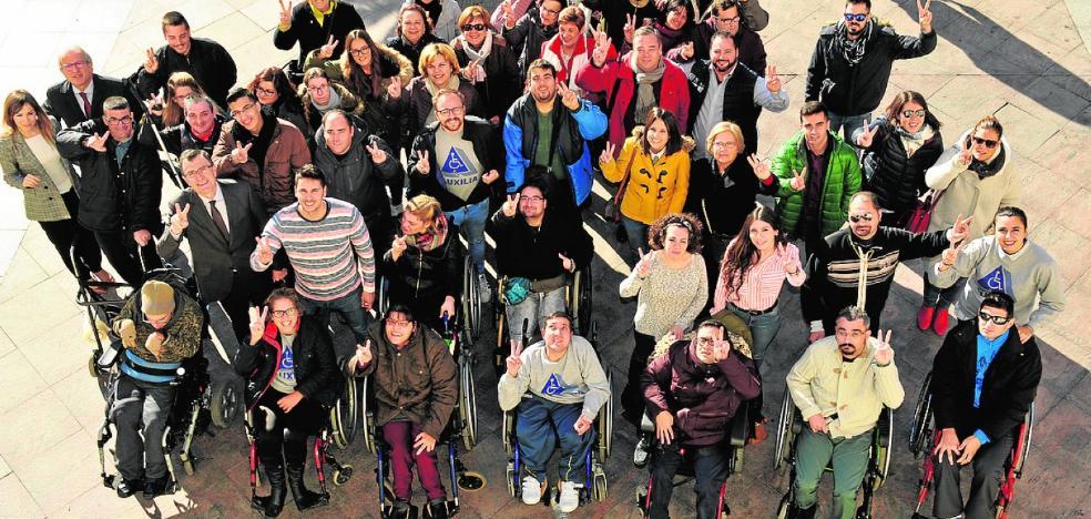 Cinco décadas de integración gracias a Auxilia Murcia