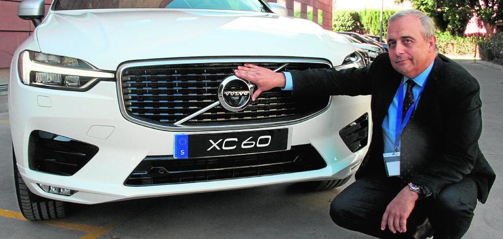 «Volvo utiliza la conectividad para potenciar la seguridad»
