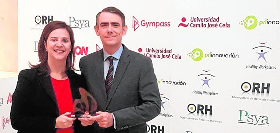 Grupo Hefame recibe un accésit en la categoría 'Healthy Body'