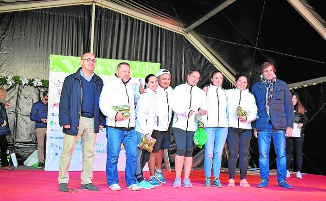Grupo Huertas colabora en la gymkhana solidaria celebrada en Cartagena