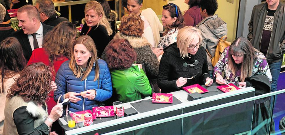 Gastrogallo arranca con lleno de clientes en los locales