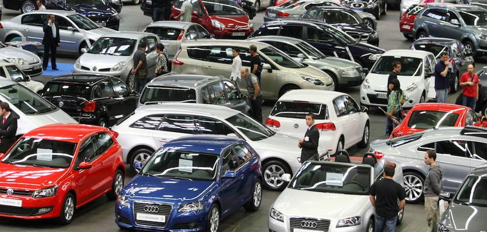 La Región es la quinta comunidad que más crece en la venta de coches usados en 2017