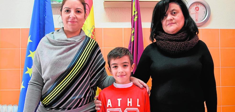Dos alumnos de Abarán y Cieza ganan el concurso nacional sobre la Constitución