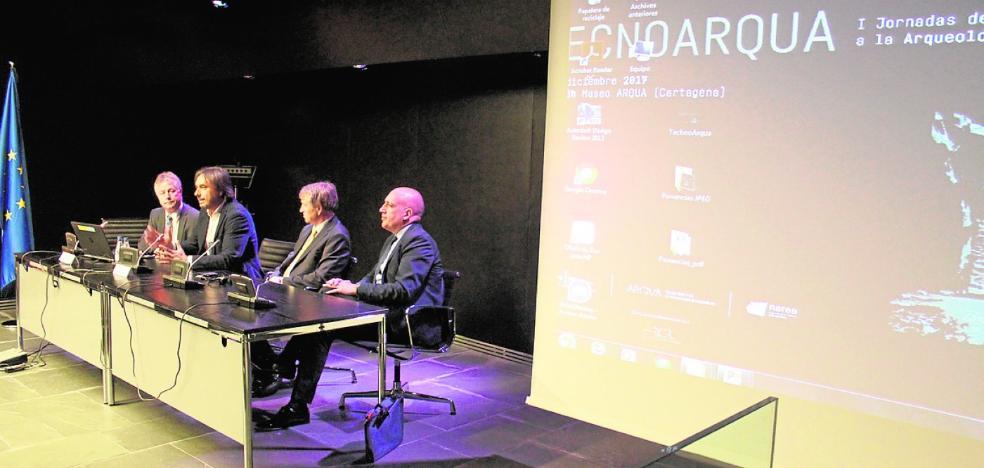 Cartagena acoge los últimos avances en tecnología subacuática