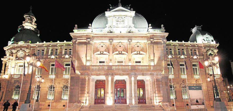 El Palacio Consistorial de Cartagena, entre los 20 más espectaculares de España
