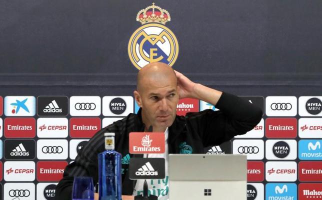 Zidane no concibe un futuro sin Cristiano