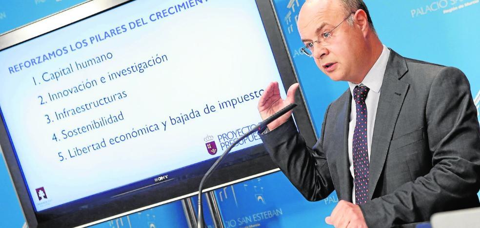 La Región espera ingresar 174 millones más a través de impuestos estatales y de tasas