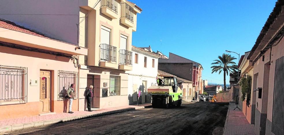Vecinos del Carmen critican que llevan cinco meses de obras