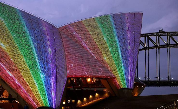 Australia celebra el matrimonio homosexual