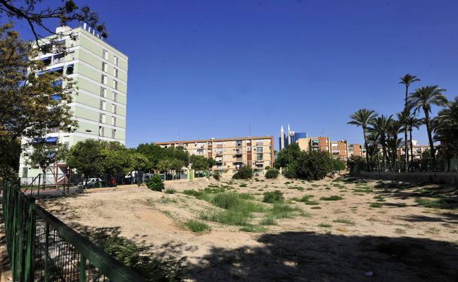 El Ayuntamiento reformará las zonas verdes de La Paz
