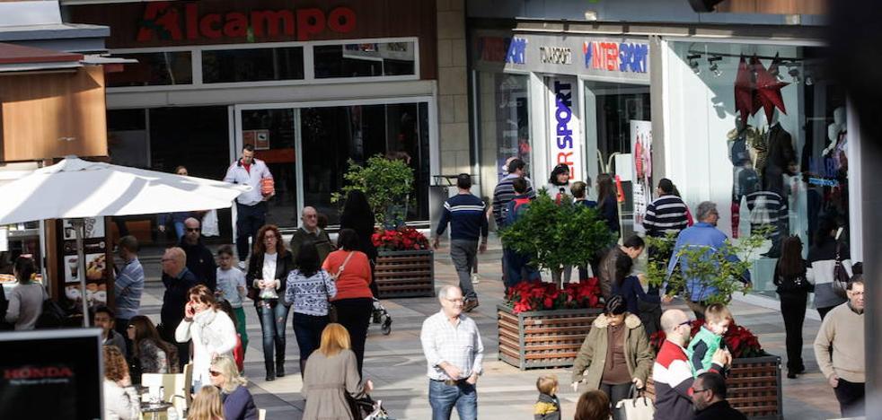 Estos son los festivos de 2018 en los que abrirán los comercios de la Región de Murcia
