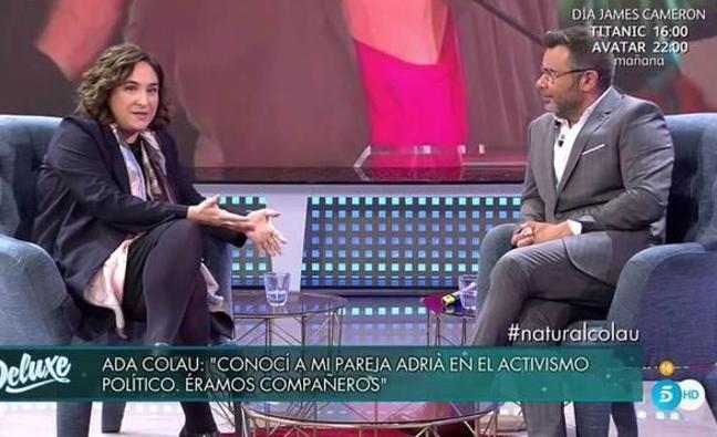 Ada Colau confiesa su bisexualidad