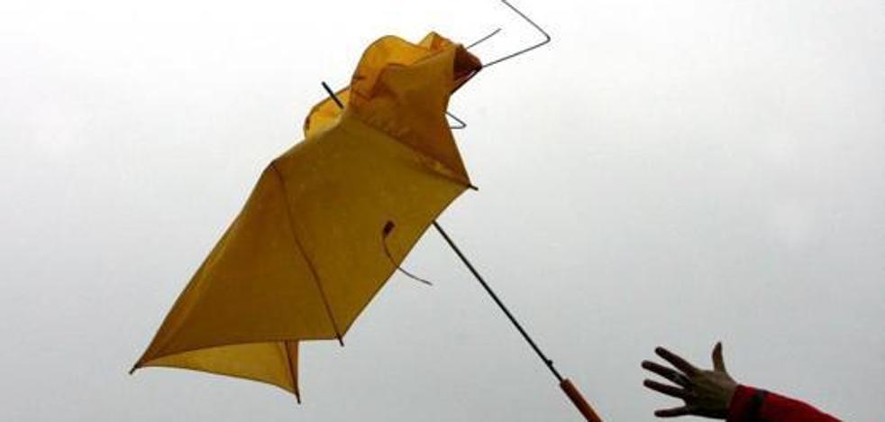 Activan el plan de preemergencia por los fuertes vientos que se esperan en la Región